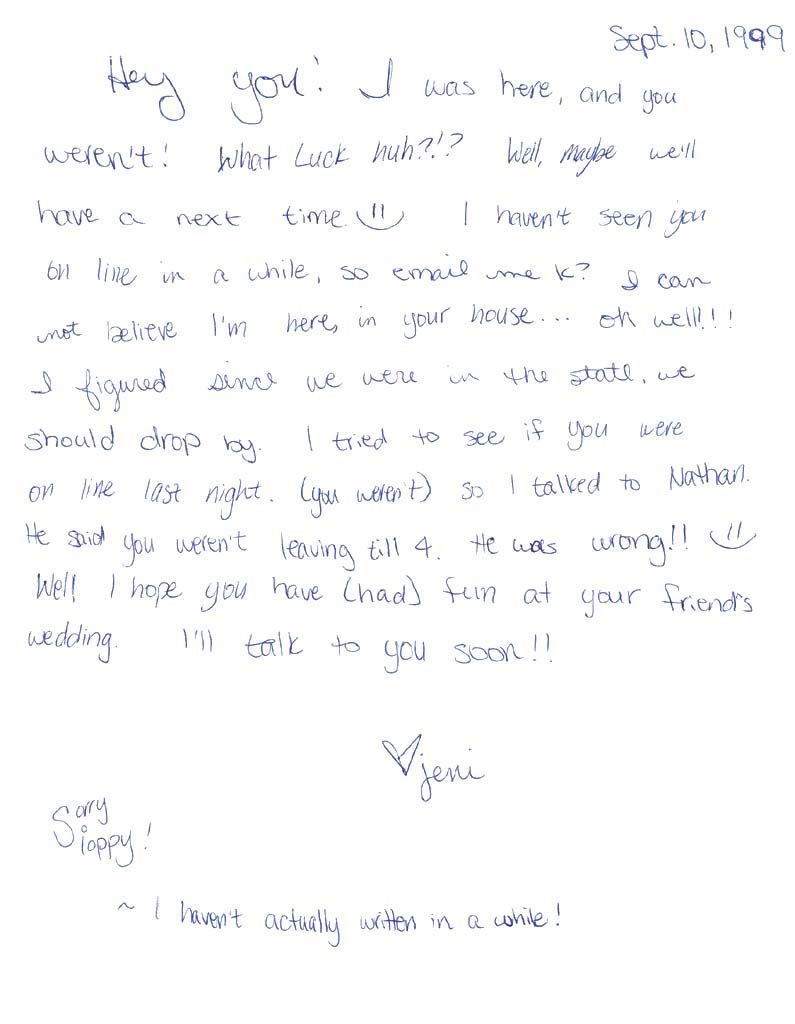 Best Friend Letters. Letter To My Best Friend By Shethunderstorms ...