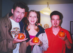 Pumpkins Photograph