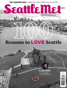 Seattle Metropolitan Magazine: July 2010