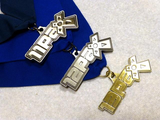 PAX Medals: 2011, 2012, 2013
