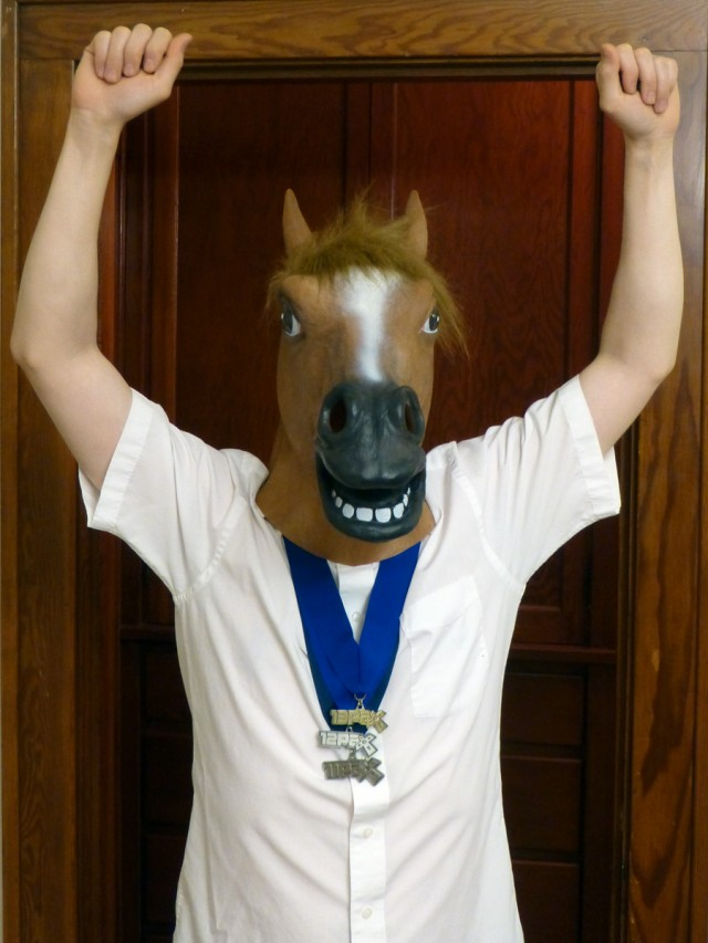 Horse Head: Three-Time PAX Medal Winner!