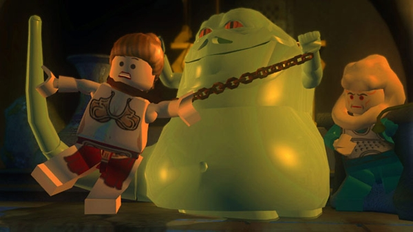 The Complete Saga Screenshot