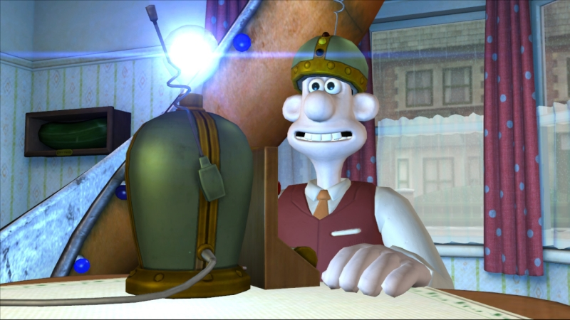Wallace and Gromit: The Last Resort