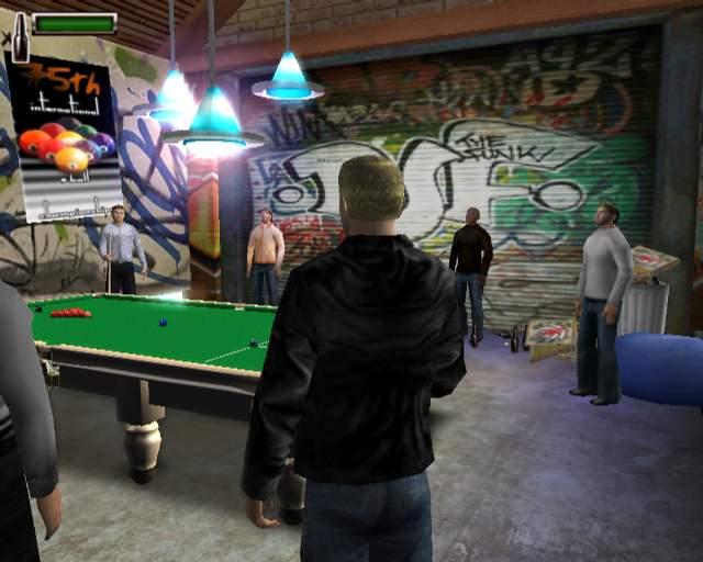 Pool Hall Pro Screenshot