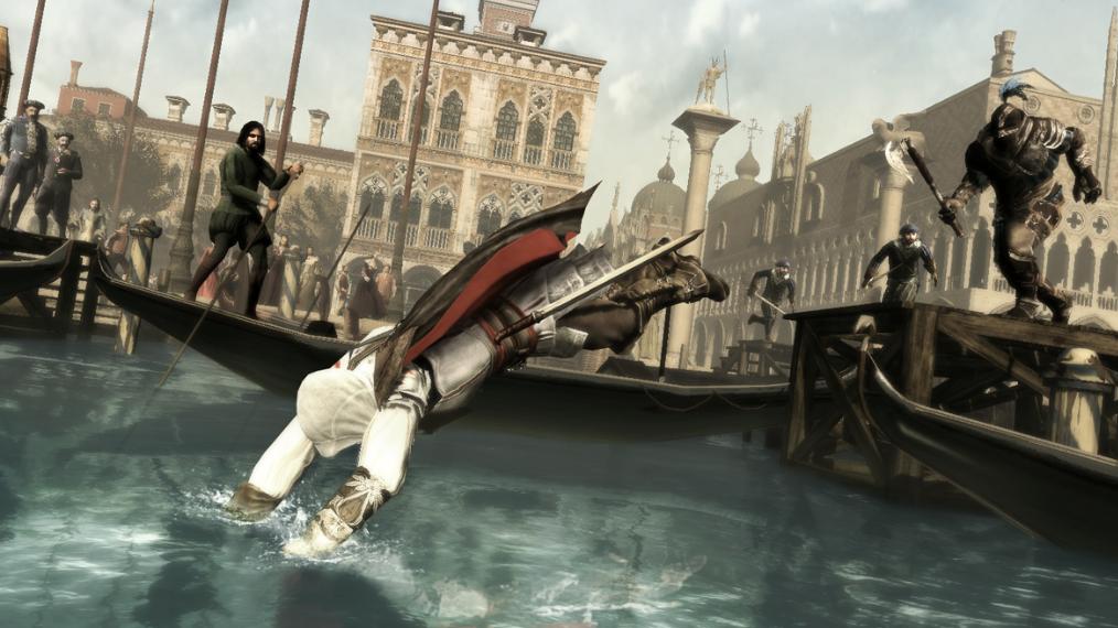 Assassin's Creed II Screenshot